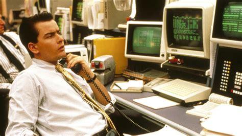 trading brokers wall pros recall sheer panic of october 1987