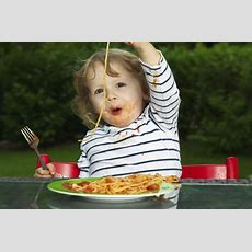 Mealtime Tips For A 3yearold