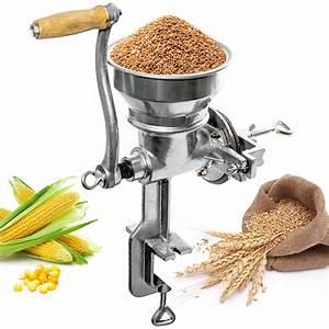 Biltek Professional Manual Grain Grinder
