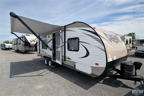 2017 Wildwood Xlite 241qbxl Travel Trailer By Forest River