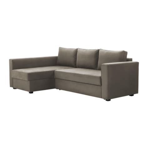 thinking about the 699 ikea manstad sectional sofa bed