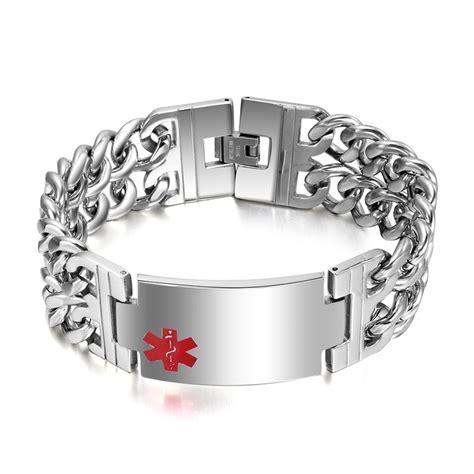 cheap medical alert bracelets