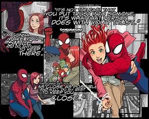 Spider-Man Loves MJ Wallpaper by awsumtastick on DeviantArt