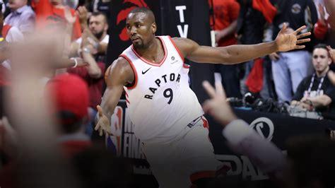 Toronto Raptors' Serge Ibaka in walking boot, unsure about ...