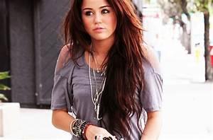 heatherlydee: hair inspiration: Miley Cyrus