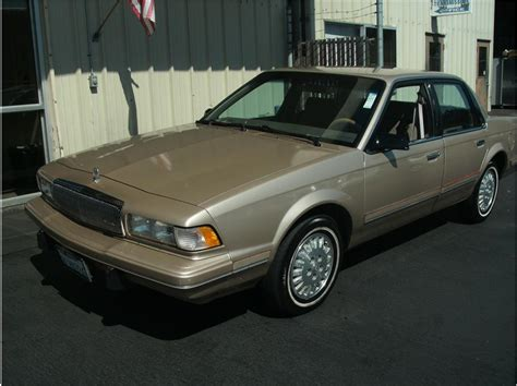 Show All Buick Models by 1995 Buick Century Information And Photos Momentcar
