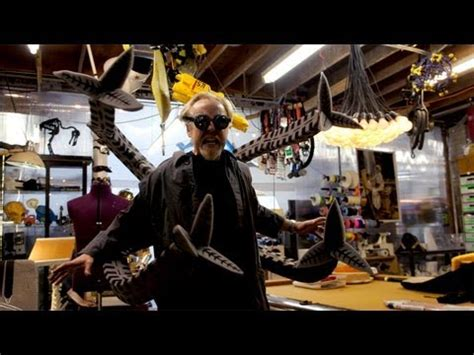 patton oswalt hellboy inside adam savage s cave iron man mark i doovi