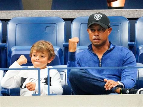 Tiger Woods and his 11-year-old son, Charlie, will team up ...