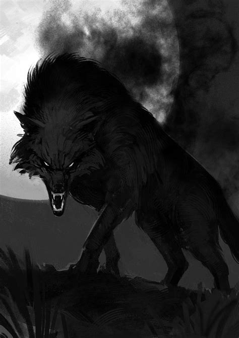 The Lone Wolf by B.Mitkov follow me at https://www