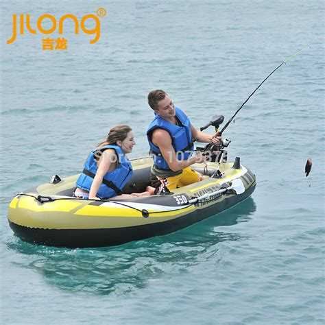 Fishing Off An Inflatable Boat by Free Shipping Inflatable Fishing Boat Rubber Inflatable