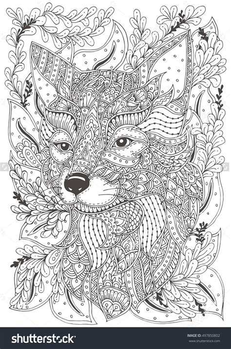 pattern coloring pages ideas  pinterest