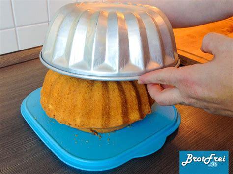 Anleitung Und Rezept Für Einen Gugelhupf Kuchen › Brotfrei