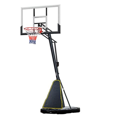height adjustable portable basketball backboard stand