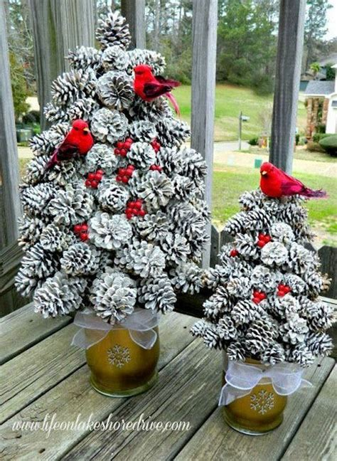diy large outdoor christmas decorations