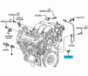 BRAND NEW OEM ENGINE COOLANT TEMPERATURE SENSOR 2002-2011