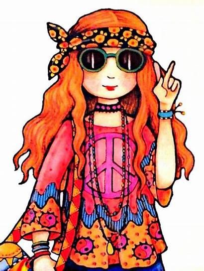 Hippie Clipart Hat Pros Canvas