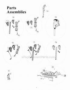 Oreck Xl2100rh Parts List And Diagram   Ereplacementparts Com