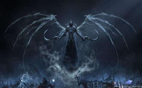 diablo iii reaper  souls malthael reaper angel