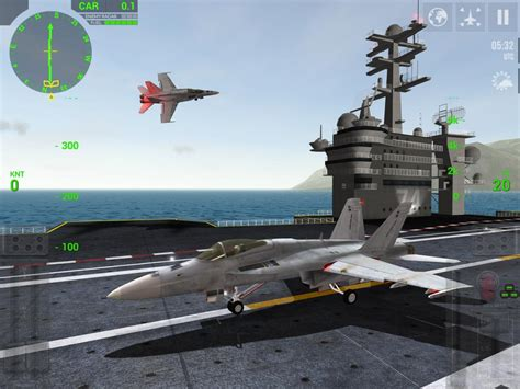 carrier landing lite apk   simulation
