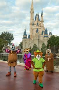 Characters at Walt Disney World