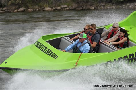 Jet Boat Colorado by Jet Boat Colorado The Most You Can With