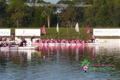 Dragon Boat Racing Breast Cancer by Breast Cancer Dragon Boat Team From Western Manitoba