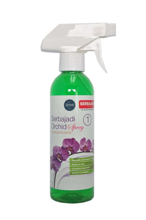 Serbajadi Orchid Spray 1 Fertilisers (300ml