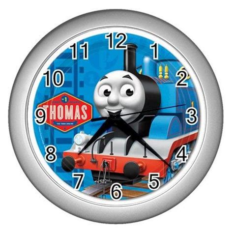 thomas  train wall clock decor thomas  train
