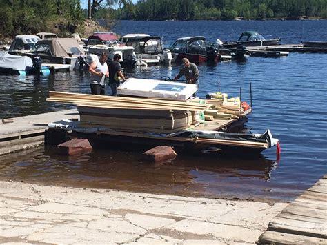 Boat Rental Mn by Mn Boat Rentals Crane Lake Boat Rental Pontoon Rental