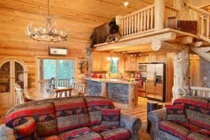 Rustic Cabin Interior Design