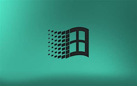 computer desk with shelf windows logo wallpaper by lfmweegerz64 on