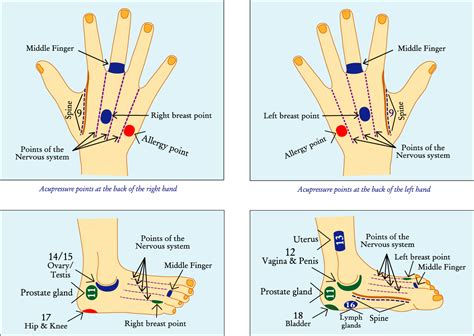 Acupressure Cure Without Medicine March 2018