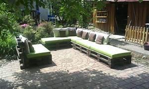 Garten Lounge Paletten : lounge aus paletten bauen garten lounge aus paletten bauen kunstrasen garten nowaday garden ~ Whattoseeinmadrid.com Haus und Dekorationen