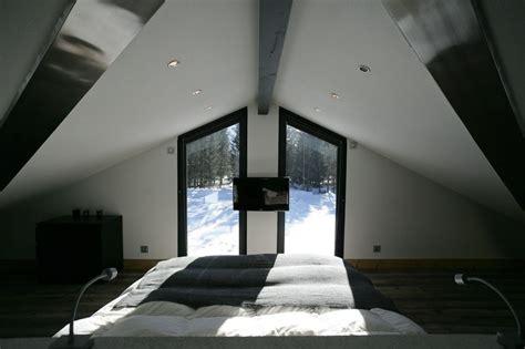 chambre des architectes chalet piolet par chevallier architectes chamonix