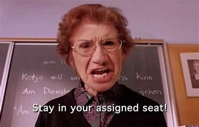Teacher Teachers Mean Class Why Students Angry