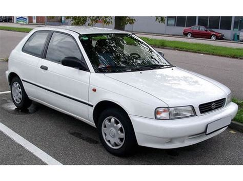 Suzuki Baleno Service Repair Manual Download 1995 96 97