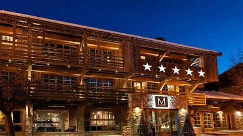 chambre hotel 5 etoiles hotel de luxe à megève le m de megève hotel 5 étoiles