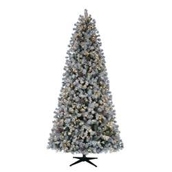 home accents holiday 9 ft pre lit led lexington artificial christmas tree with warm white