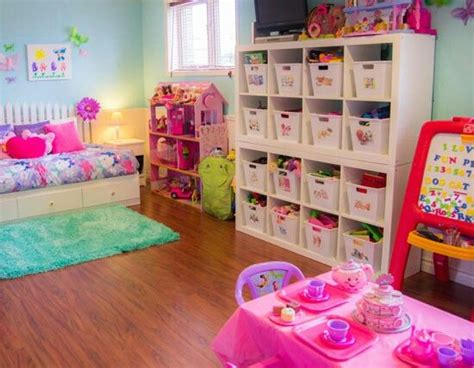 An Organized Playroom  Room Ideas For My Girls