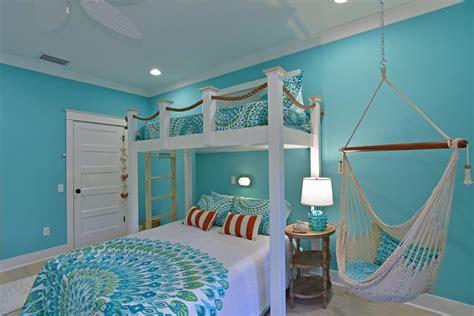   Beach Themed Room With