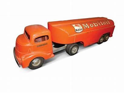 Truck Tanker Oil Smith Miller Mobil Sotheby