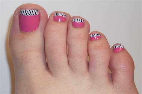 14 White Toe Nail Polish Designs Images - And White Black Toenail Designs Cute Easy Toe Nail ...