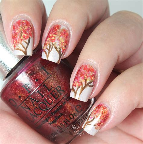 autumn nail designs fall nail design ideas easyday