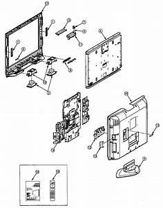 Panasonic Lcd Television Parts