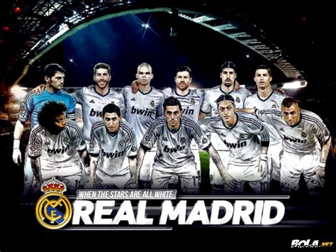 Real Madrid Squad Wallpaper Hd | All HD Wallpapers