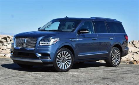 2019 Lincoln Navigator Hybrid Rumors, News  20182019 New