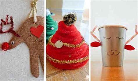 basteln kinder weihnachten weihnachtsbasteln mit kindern 105 tolle ideen archzine net