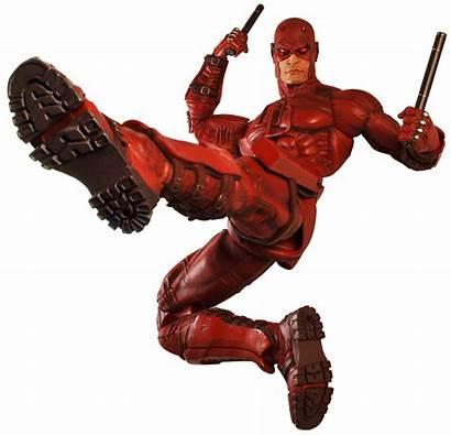 Action Daredevil Scale Necaonline Murdock Matt