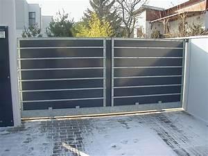 Portail 3 Metres : portail 4 metres brico depot ~ Premium-room.com Idées de Décoration