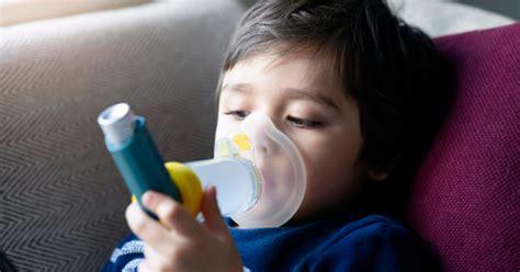 Asma en niños, síntomas y cómo ayudar a prevenir una crisis